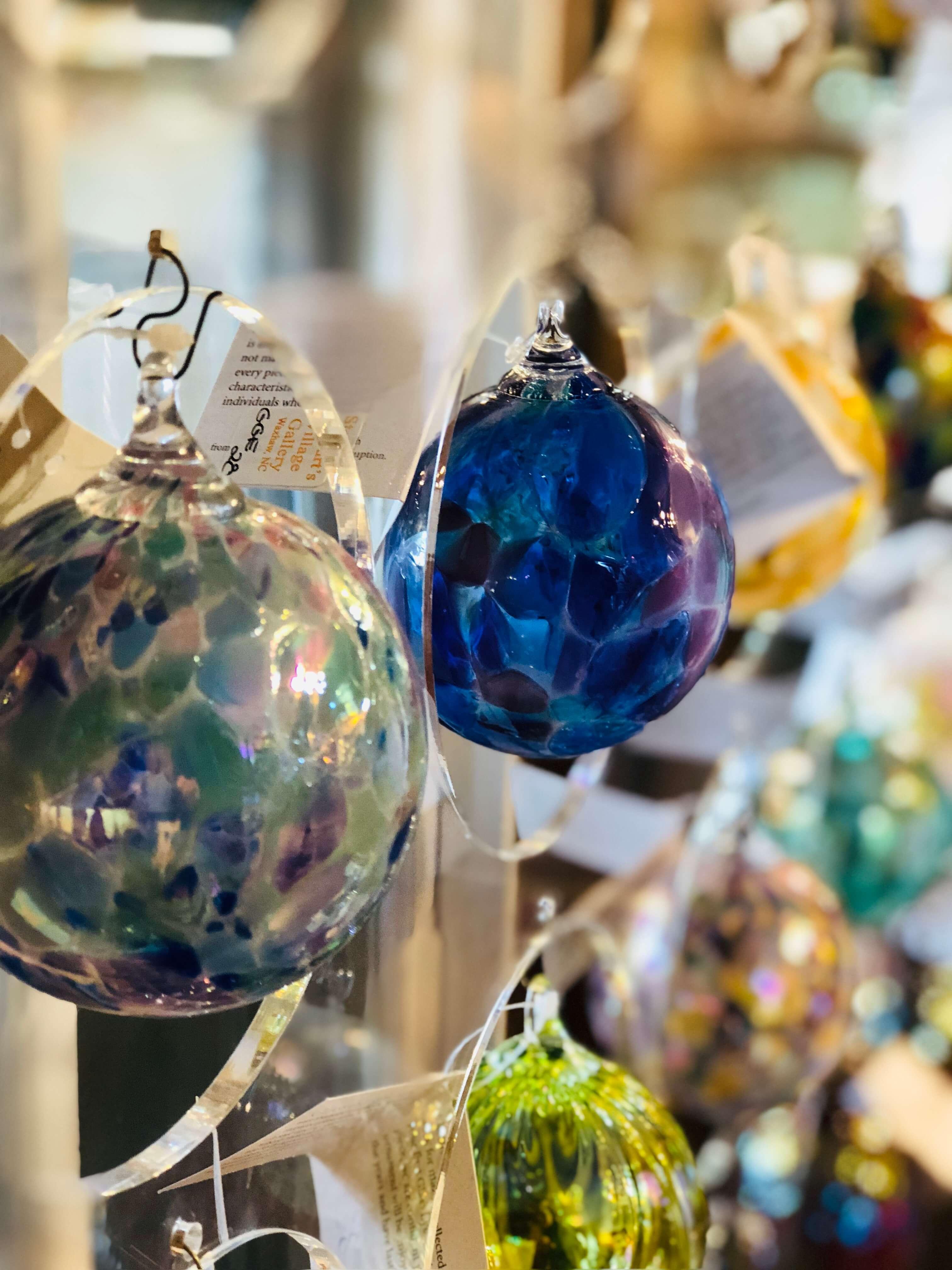 Glassware-Stewarts-Art-Gallery-Waxhaw